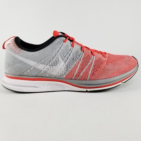 f470d1758b6b Nike Shoes   Flyknit Trainer Mens Running 13 Gray   Poshmark